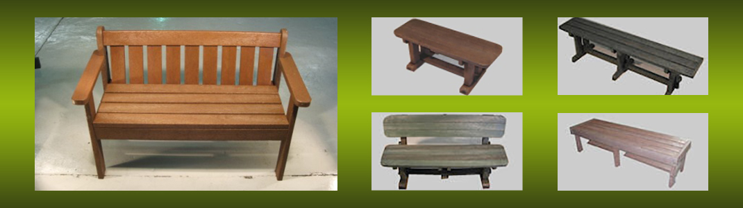 pallets garden furniture benches plastic jungle gyms balustrades